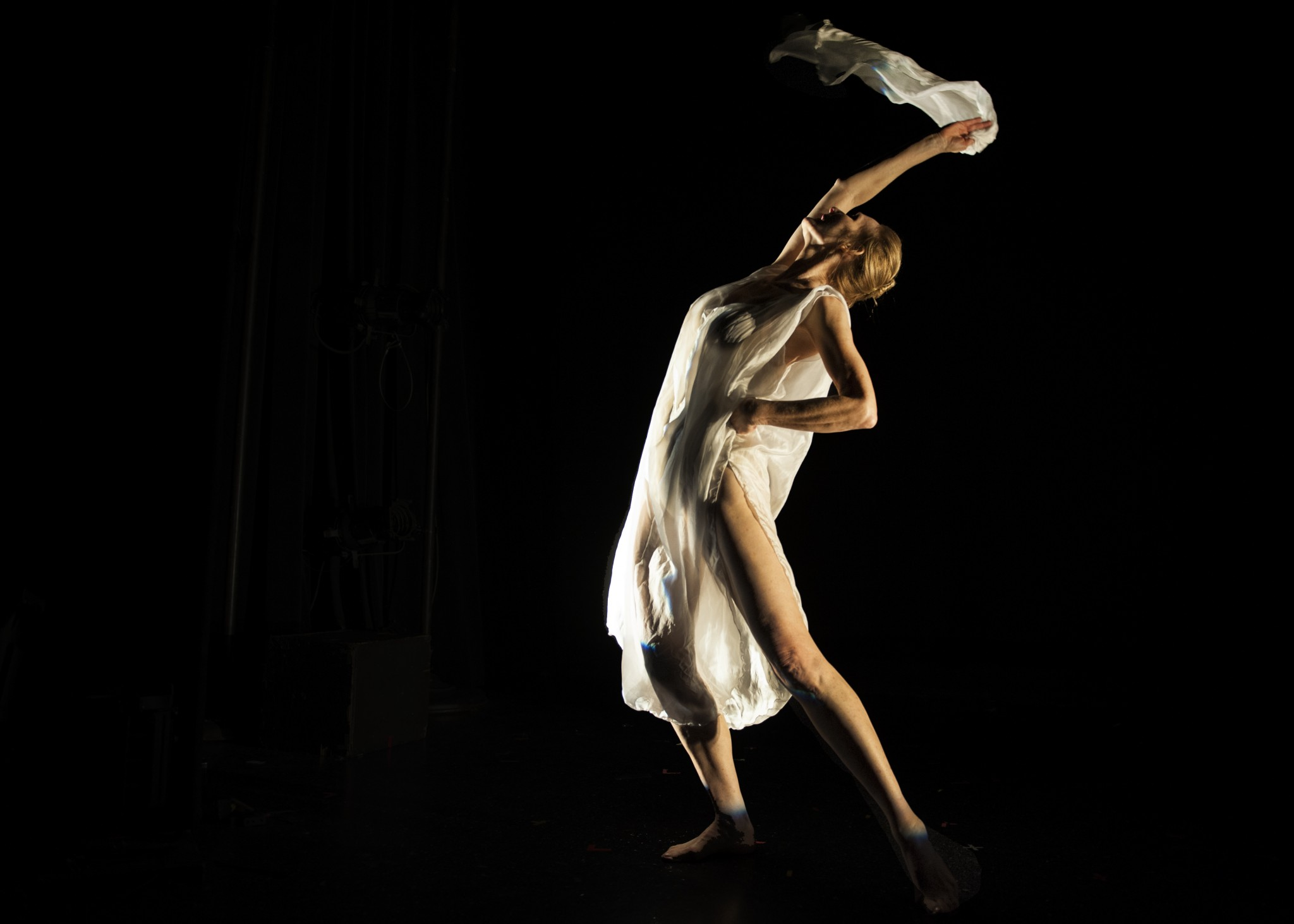 Once Wild: Isadora in Russia , a co-production of Word Dance Theatre and Georgetown University