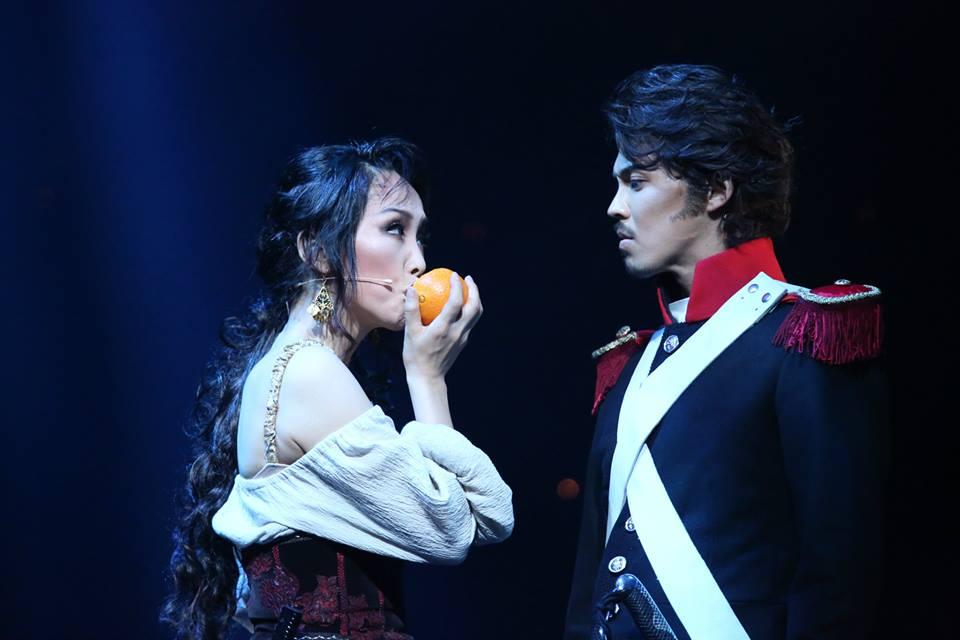 Carmen , Galaxy Theatre, Tokyo