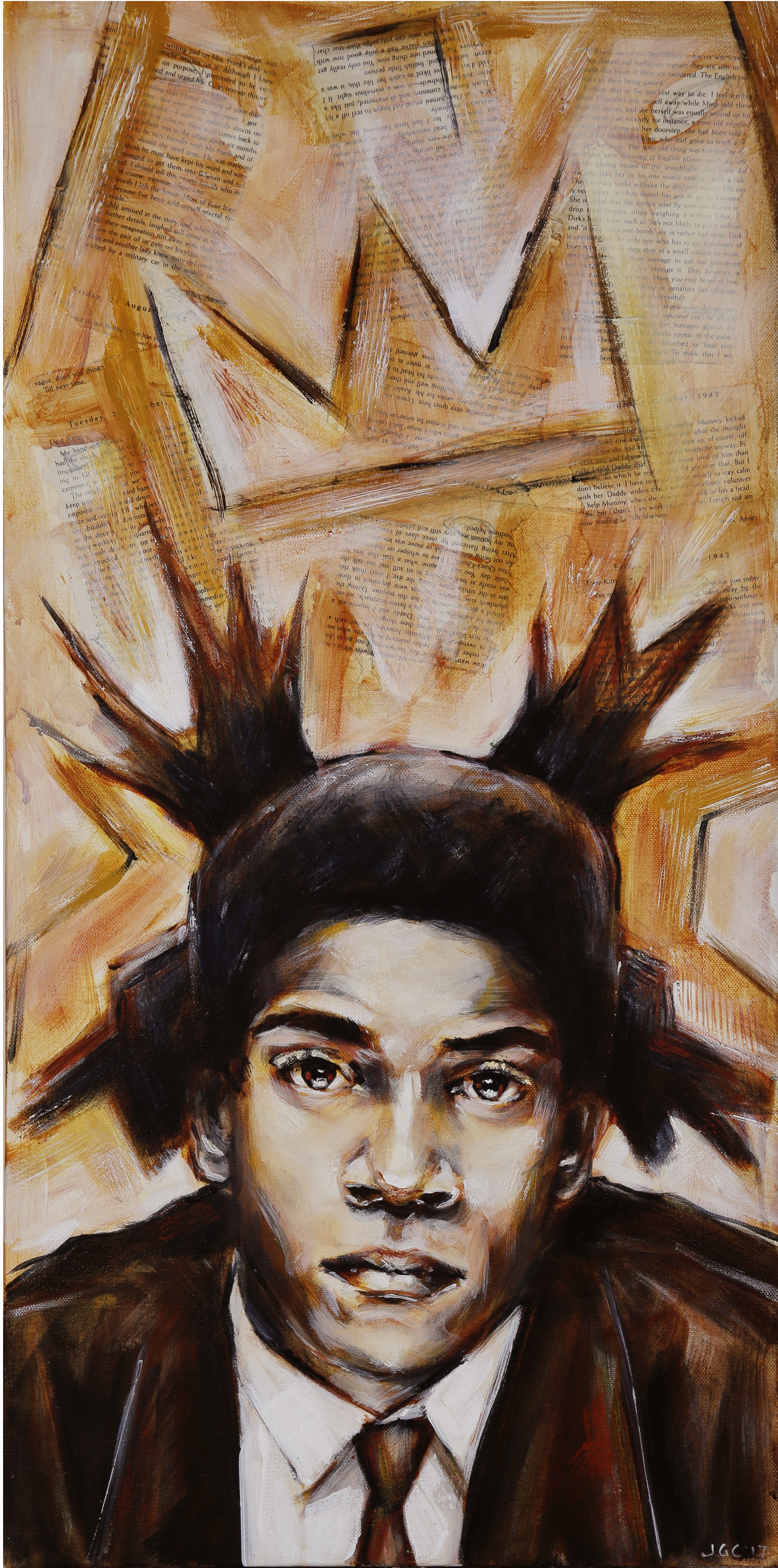 Basquiat Tribute