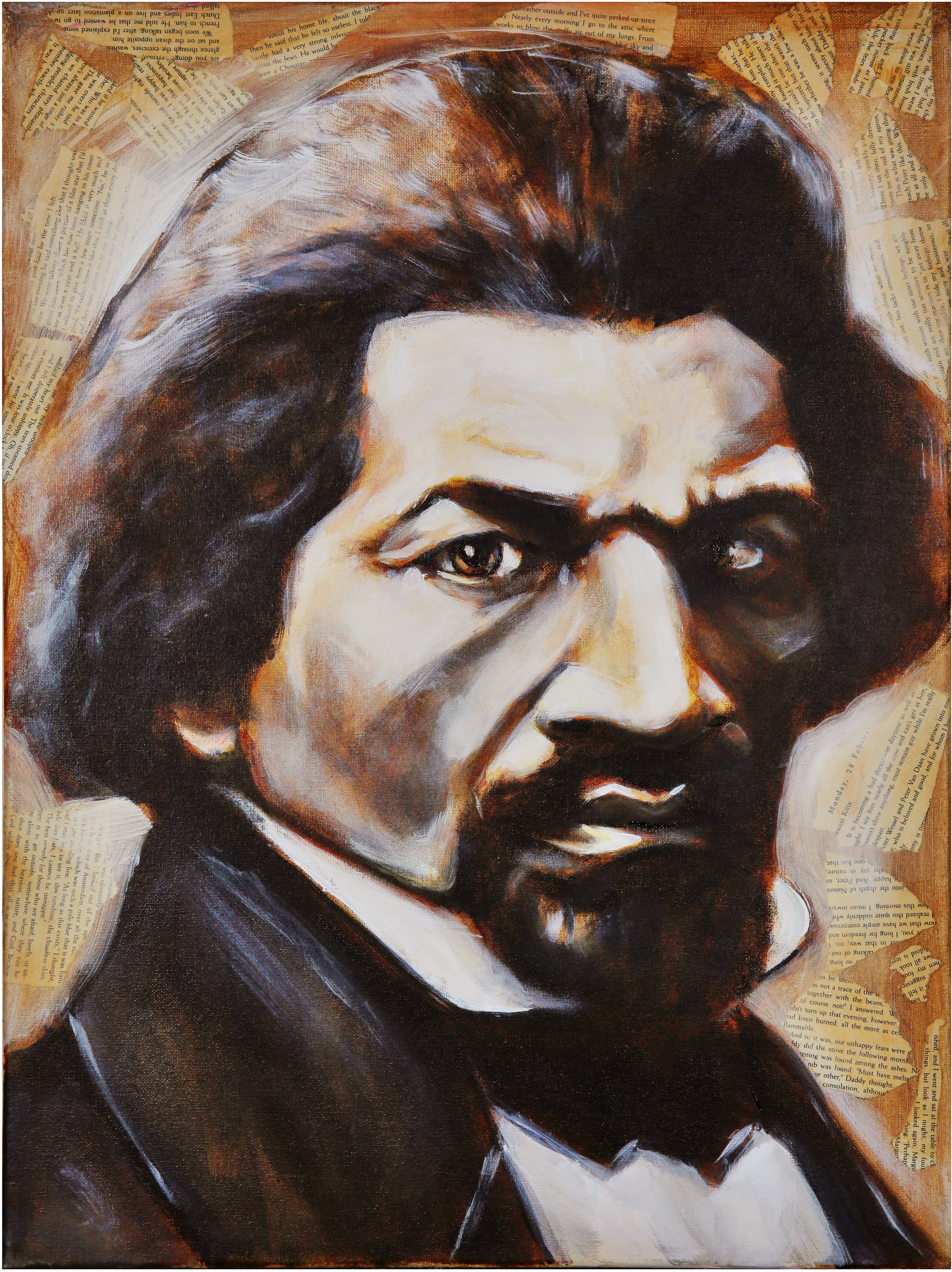 Frederick Douglas Tribute