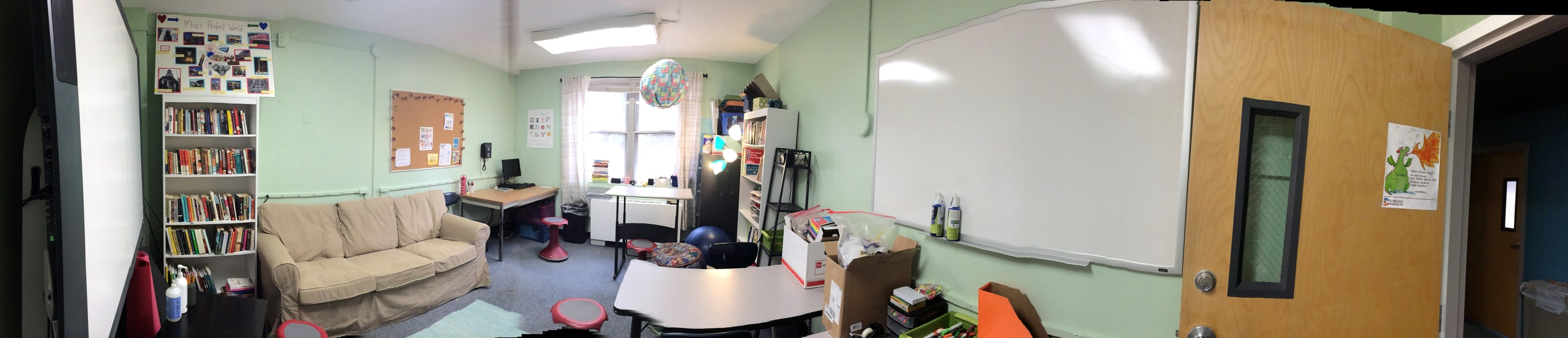My Classroom This Year