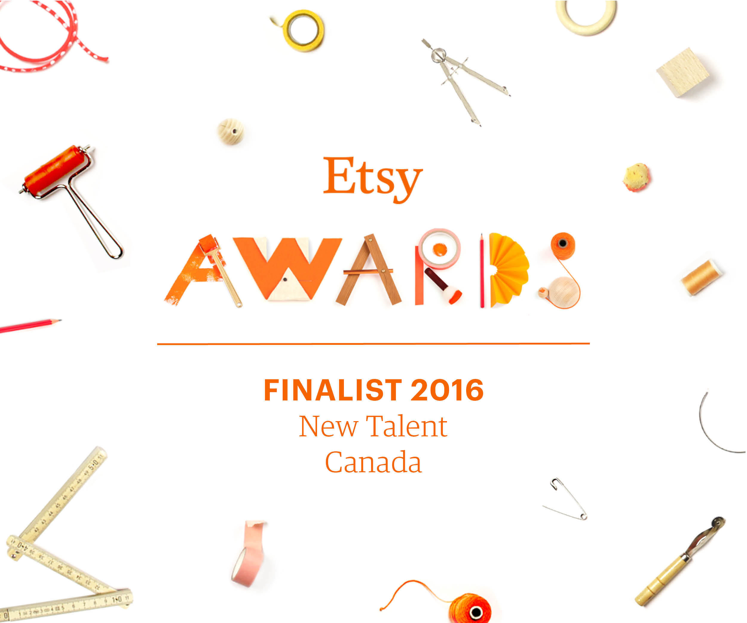 etsy awards finalist