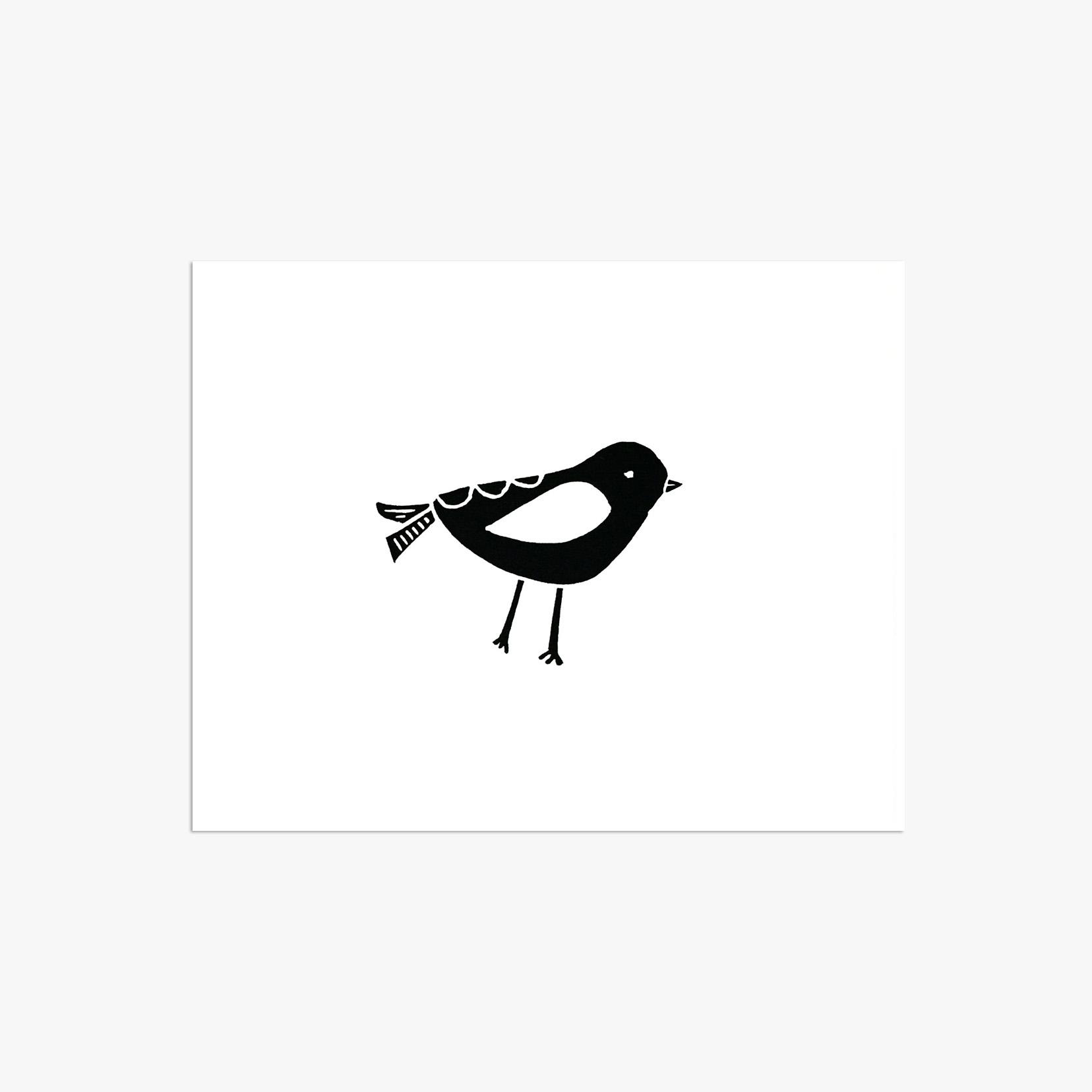 """Little Bird - 5x7"""""""