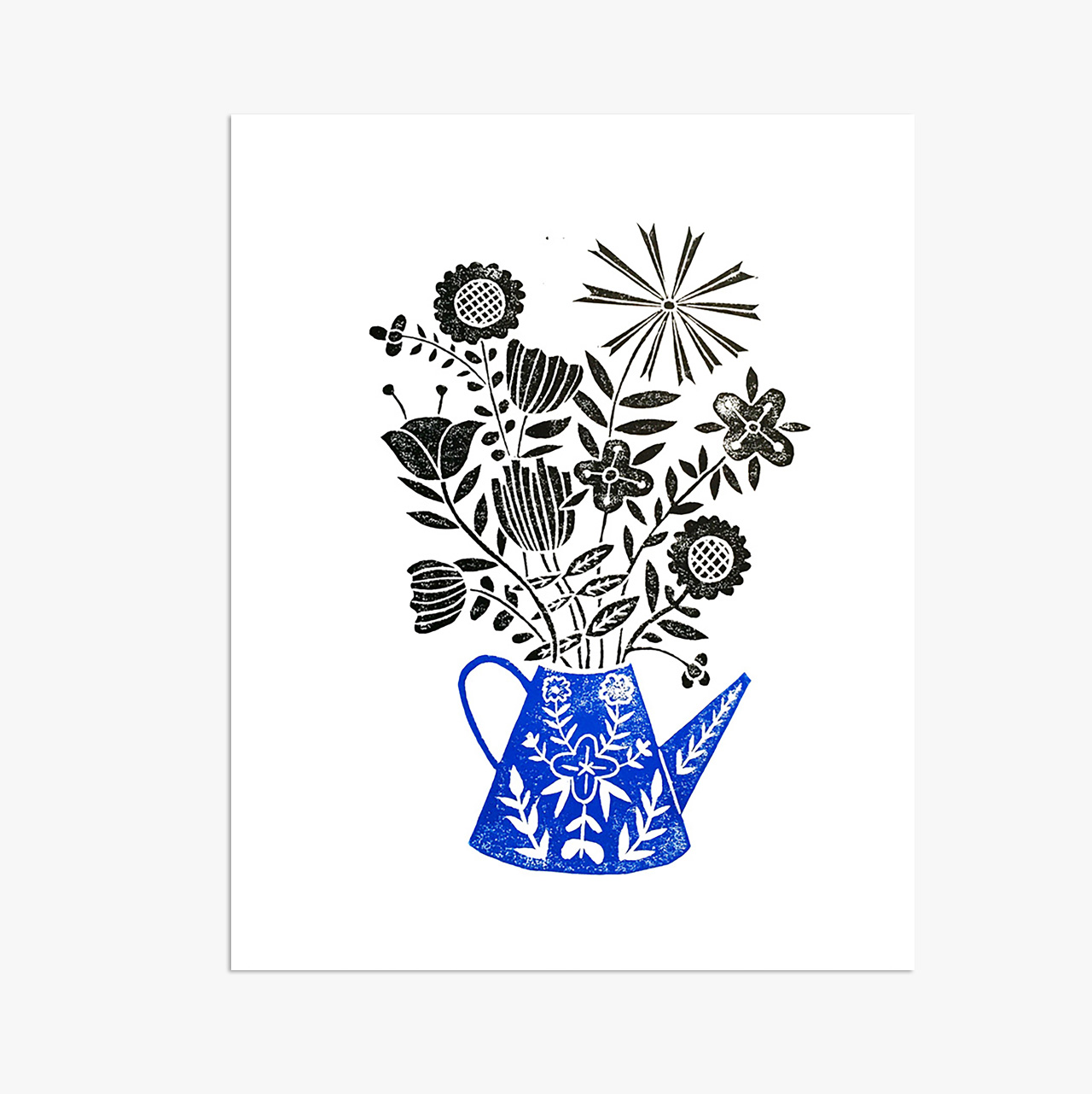 """Wildflowers - 8x10"""""""