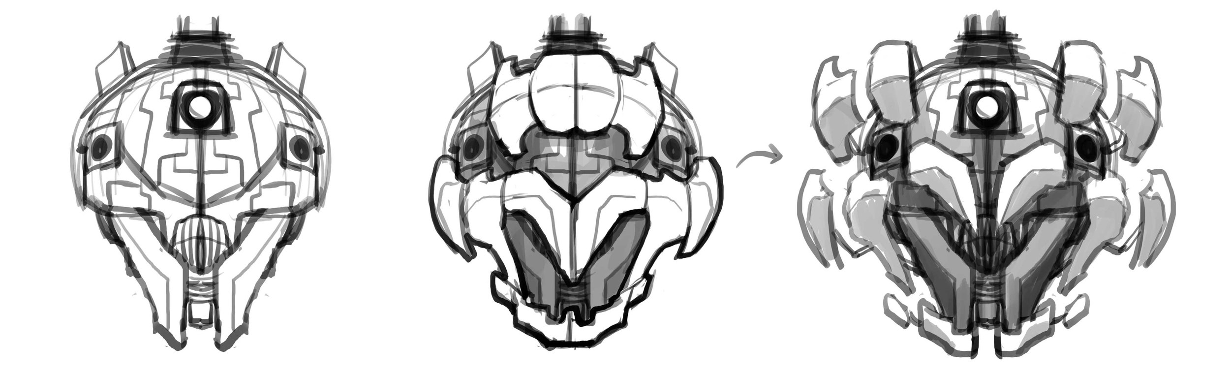 Enemy (Concept Design)