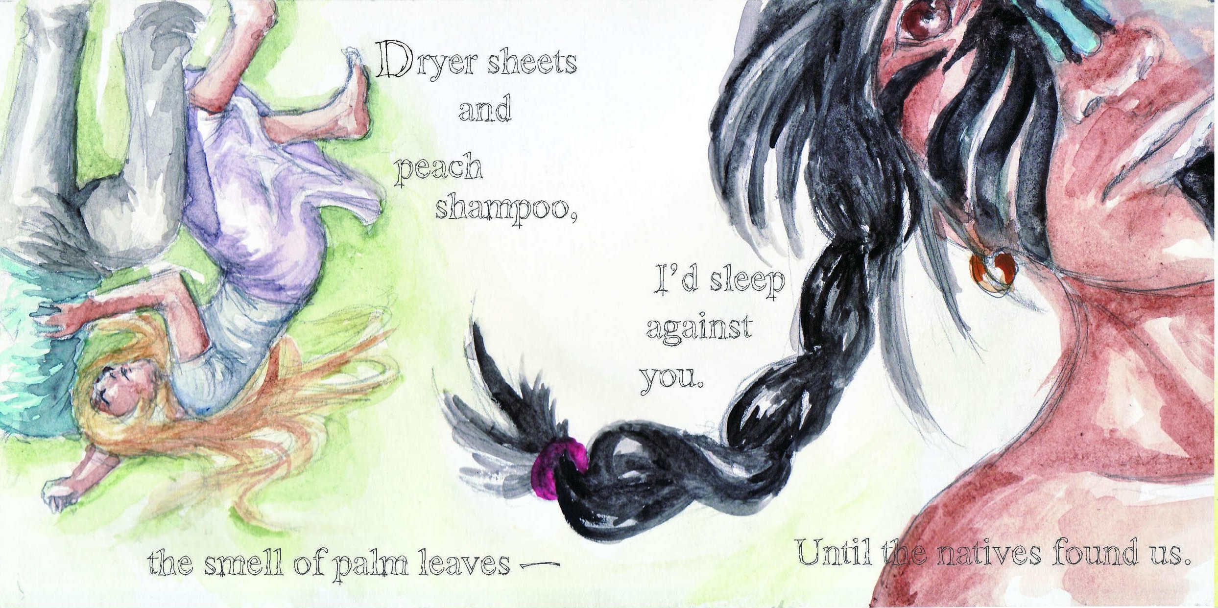 Hum Along - Peach Shampoo