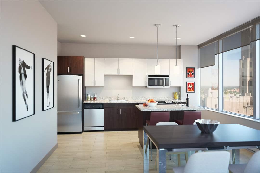 Dining Room - Kitchen
