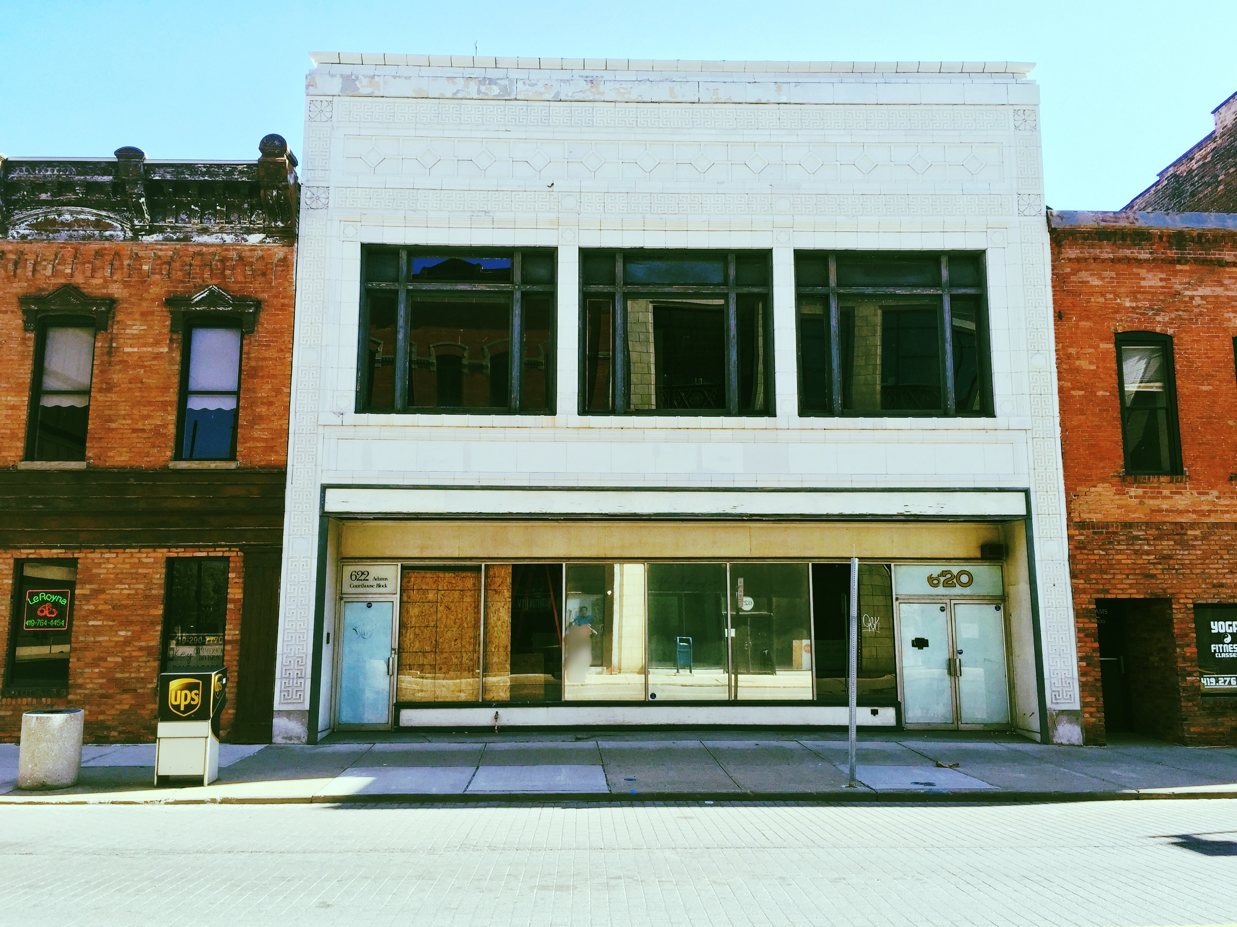 Downtown Toledo Revitalization Project - 620 Adams St -