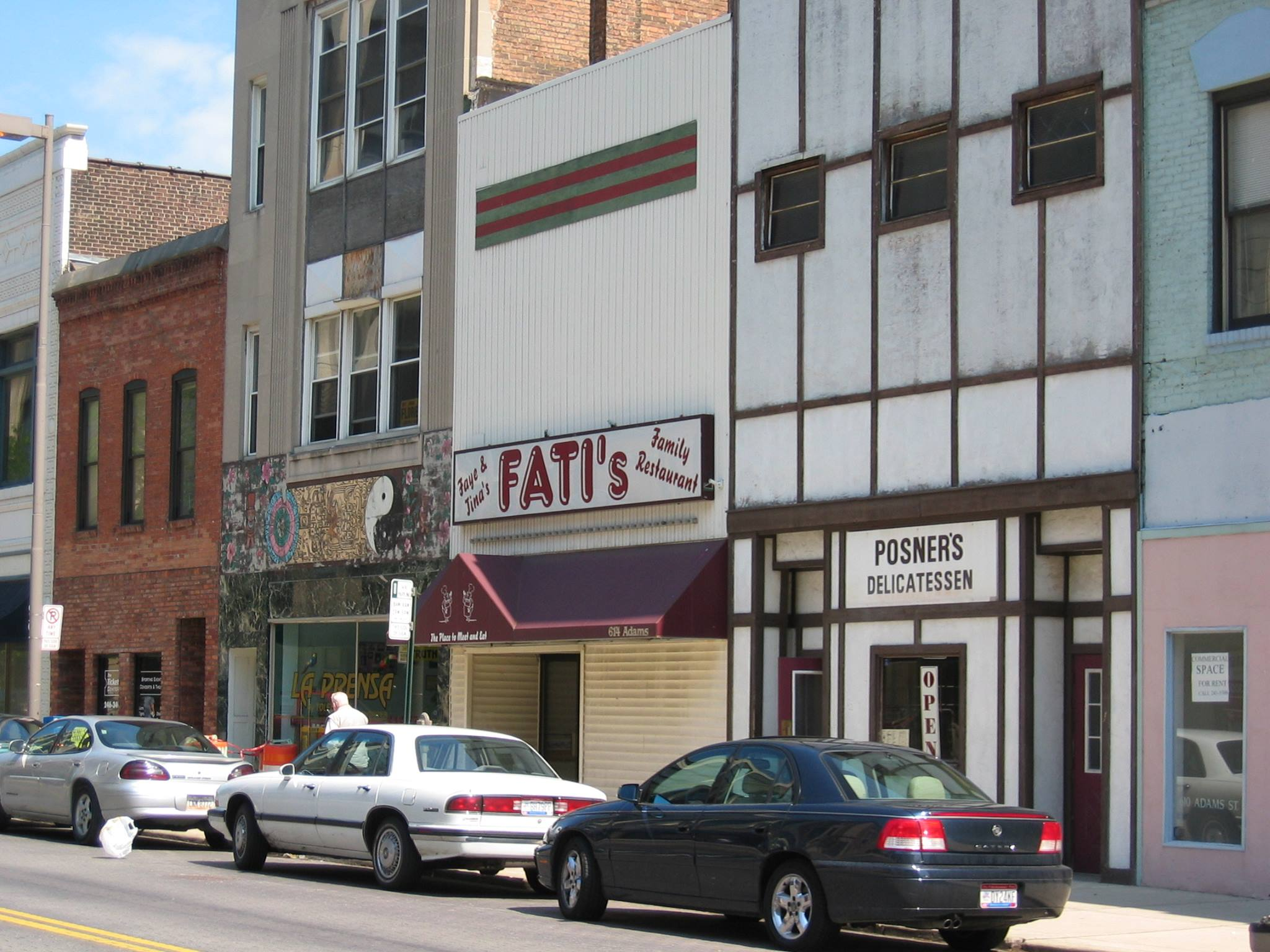 Fati's & Posner's Delicatessen, Downtown Toledo OH