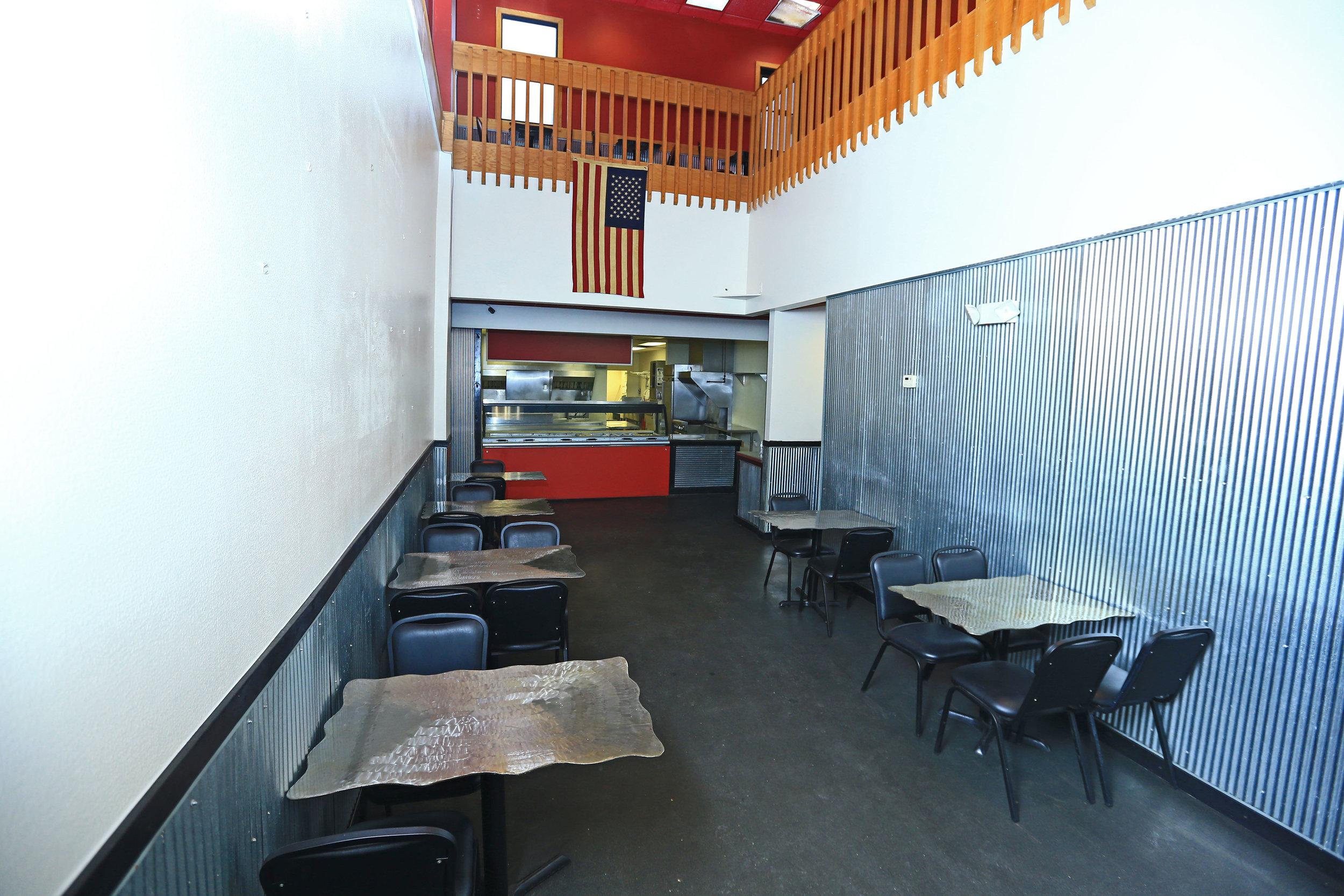 614 Adams St, Toledo, OH 43604, Pre-construction - Interior Dining Area, 2015