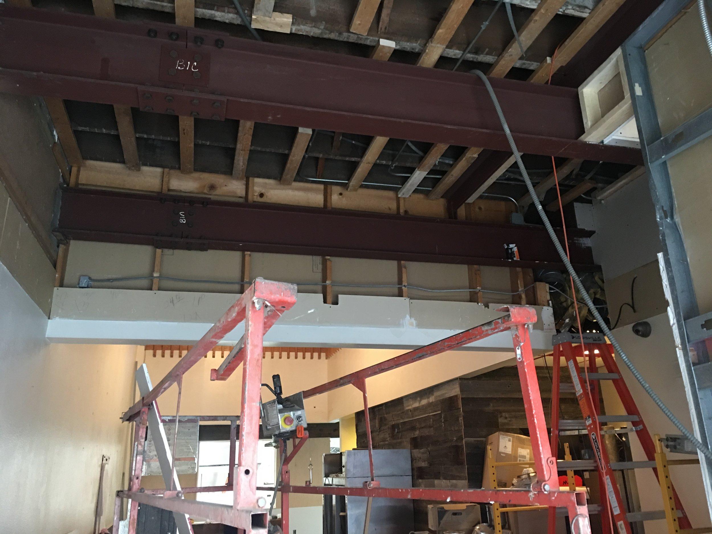 Interior exposing beams.JPG