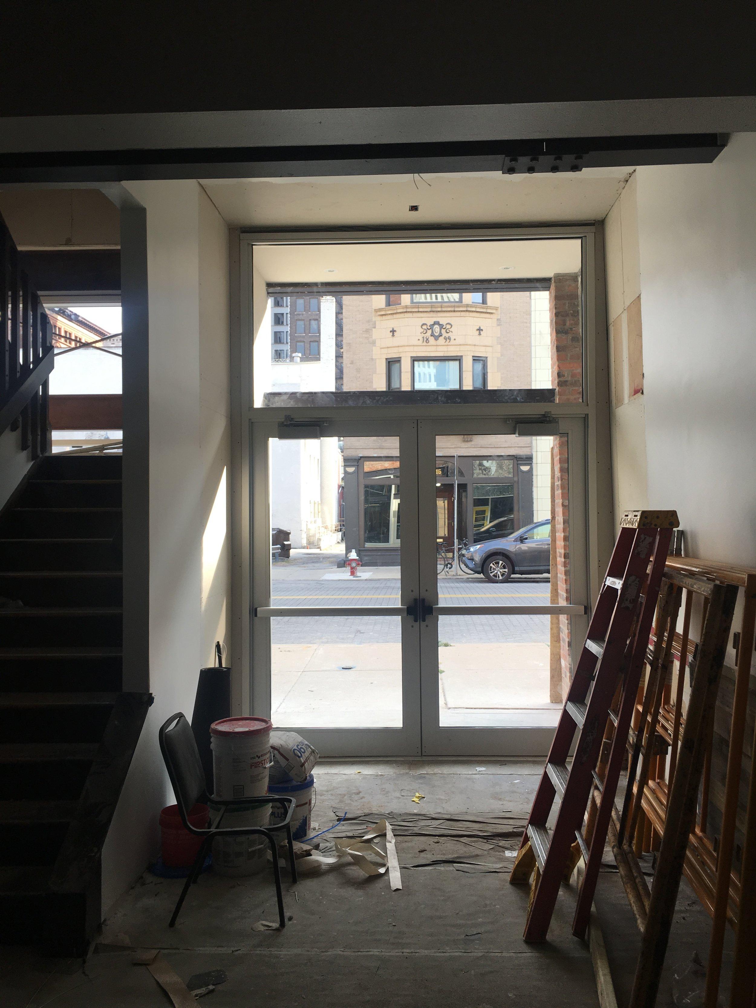 Interior doors installed.JPG