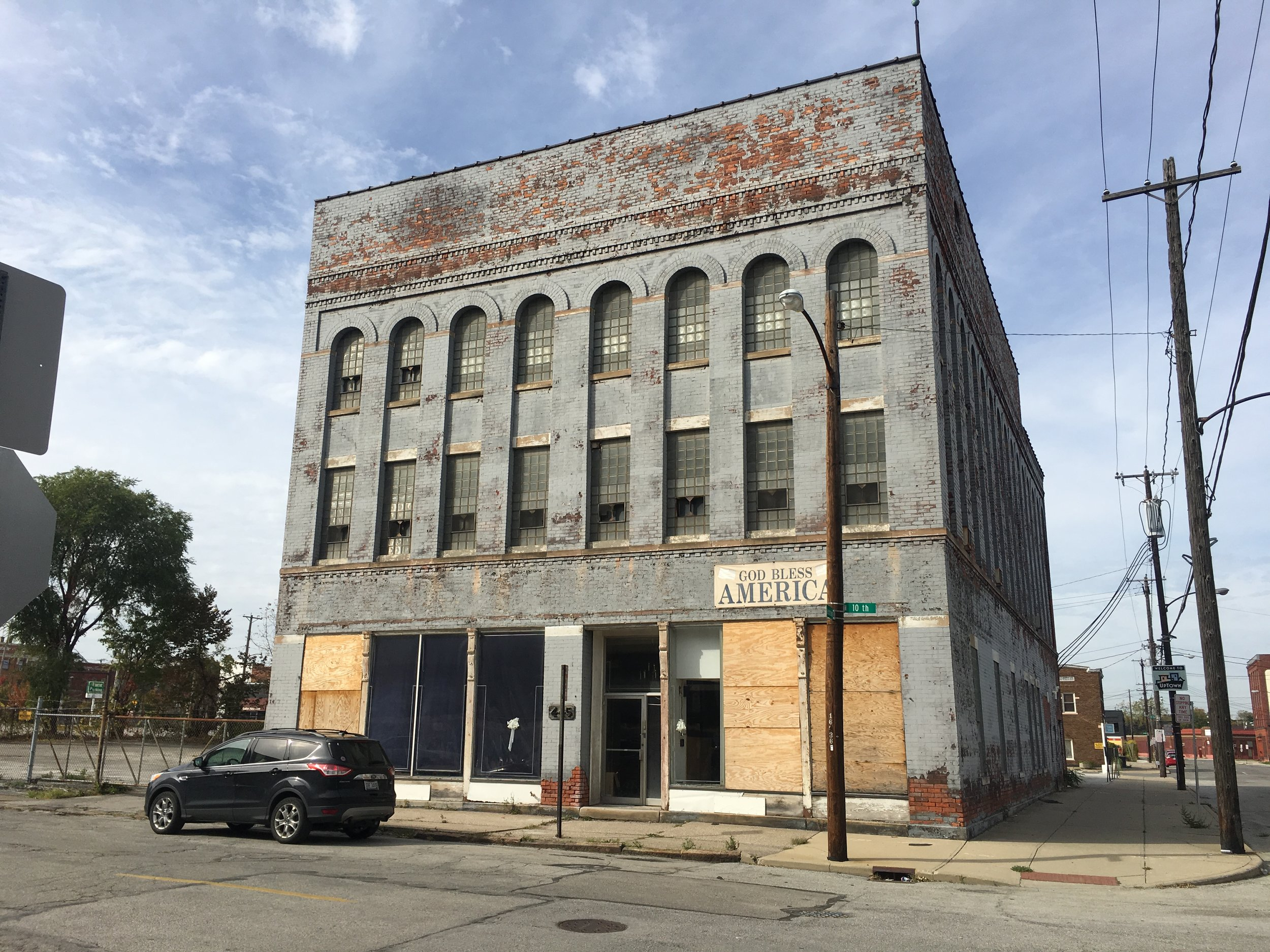 Phone: Landmark Status Awarded To Historic Downtown Toledo Building, Crane Development