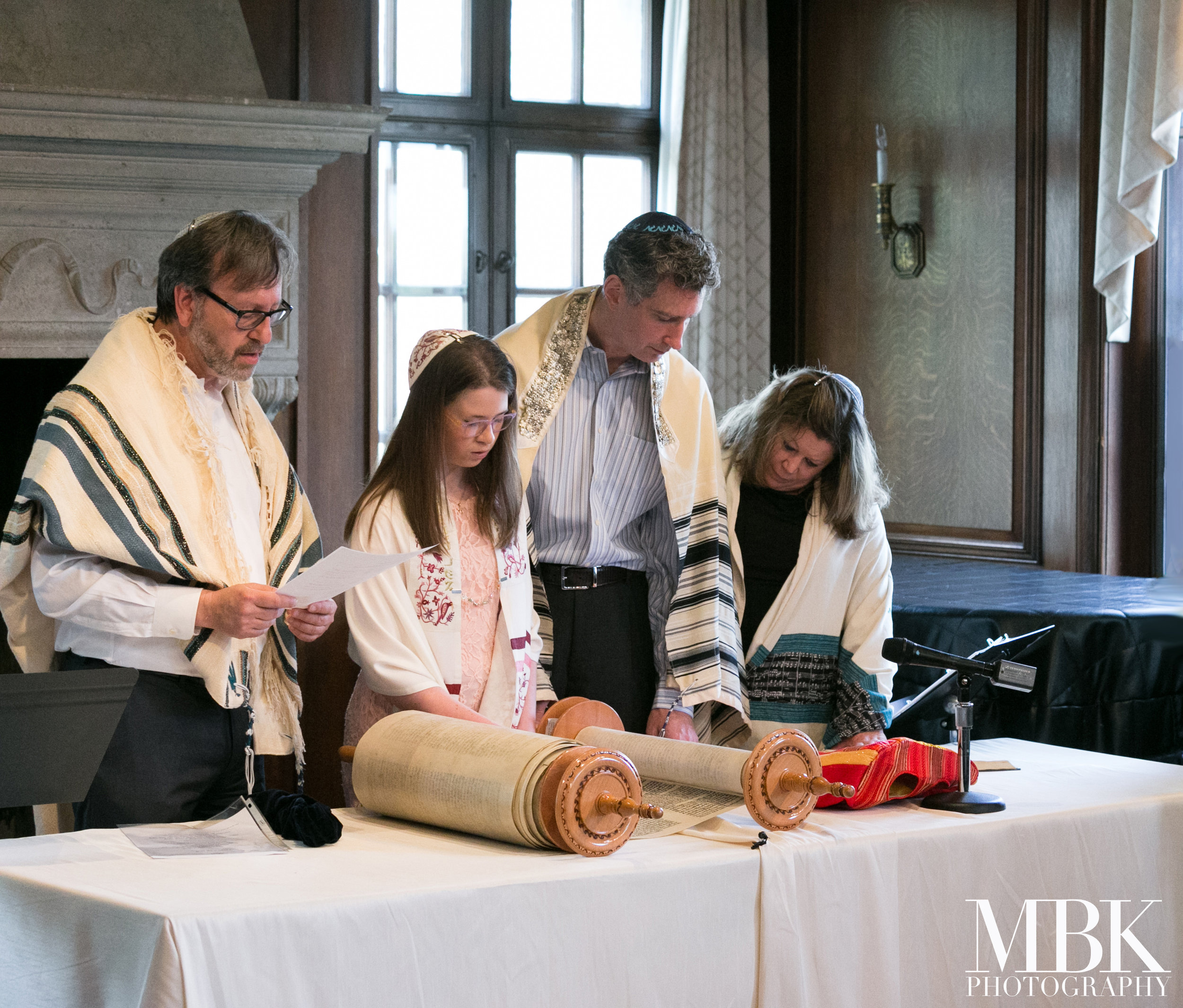 Bat Mitzvah Torah Reading