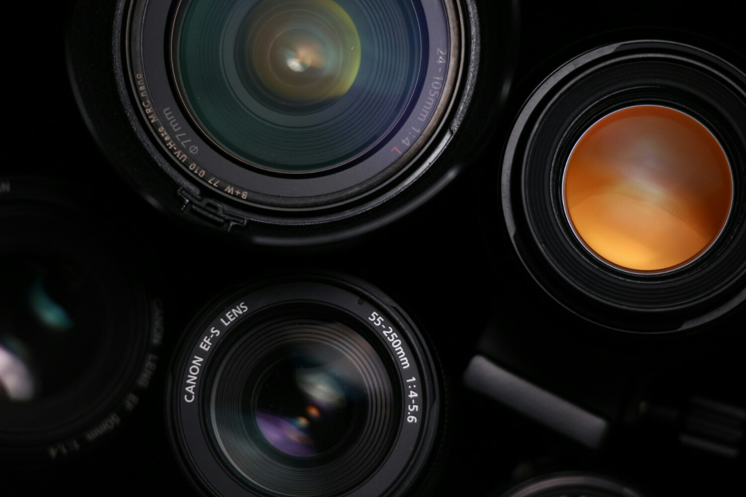 not all lenses are created equally.