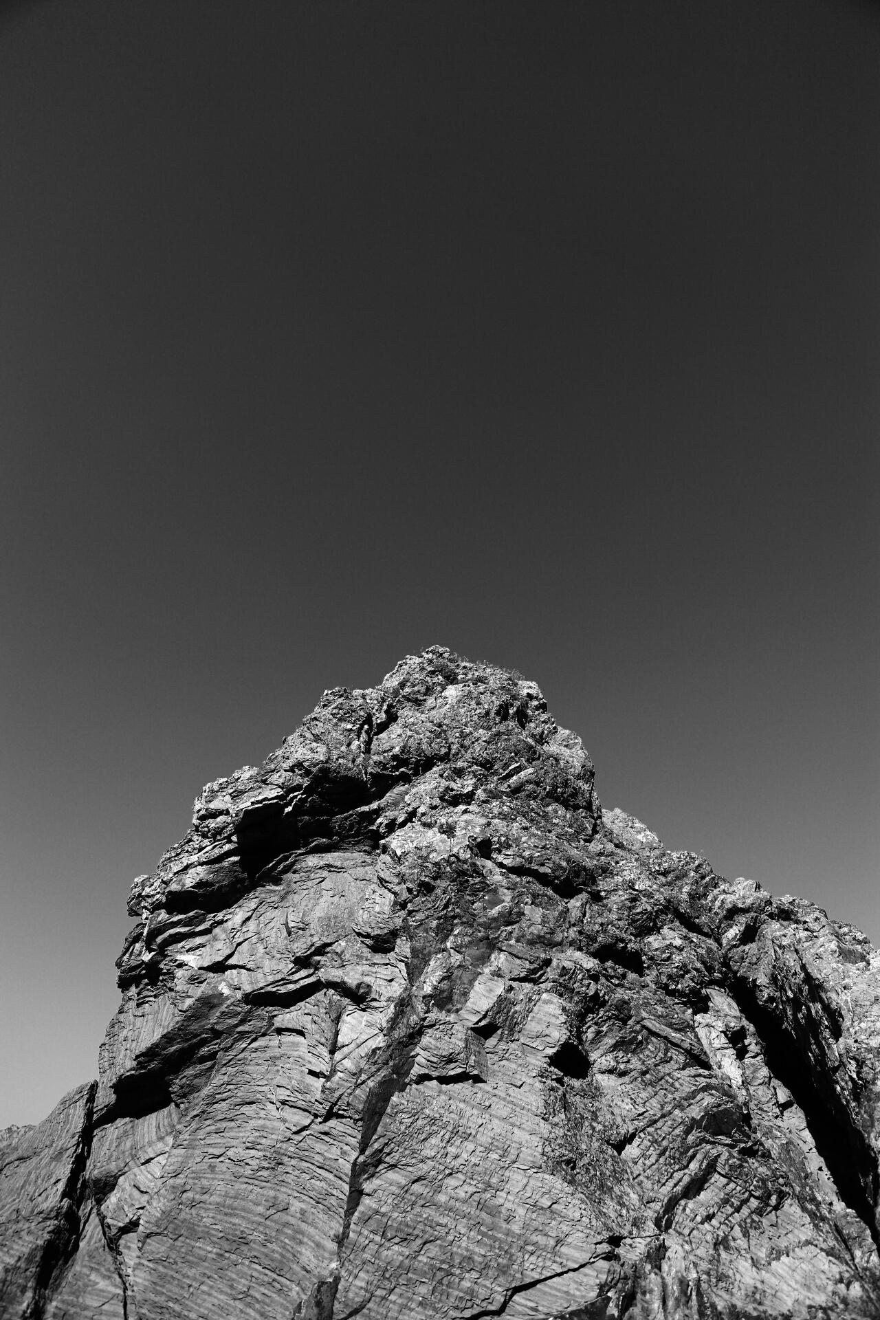 I am a rock (Canon 6D)