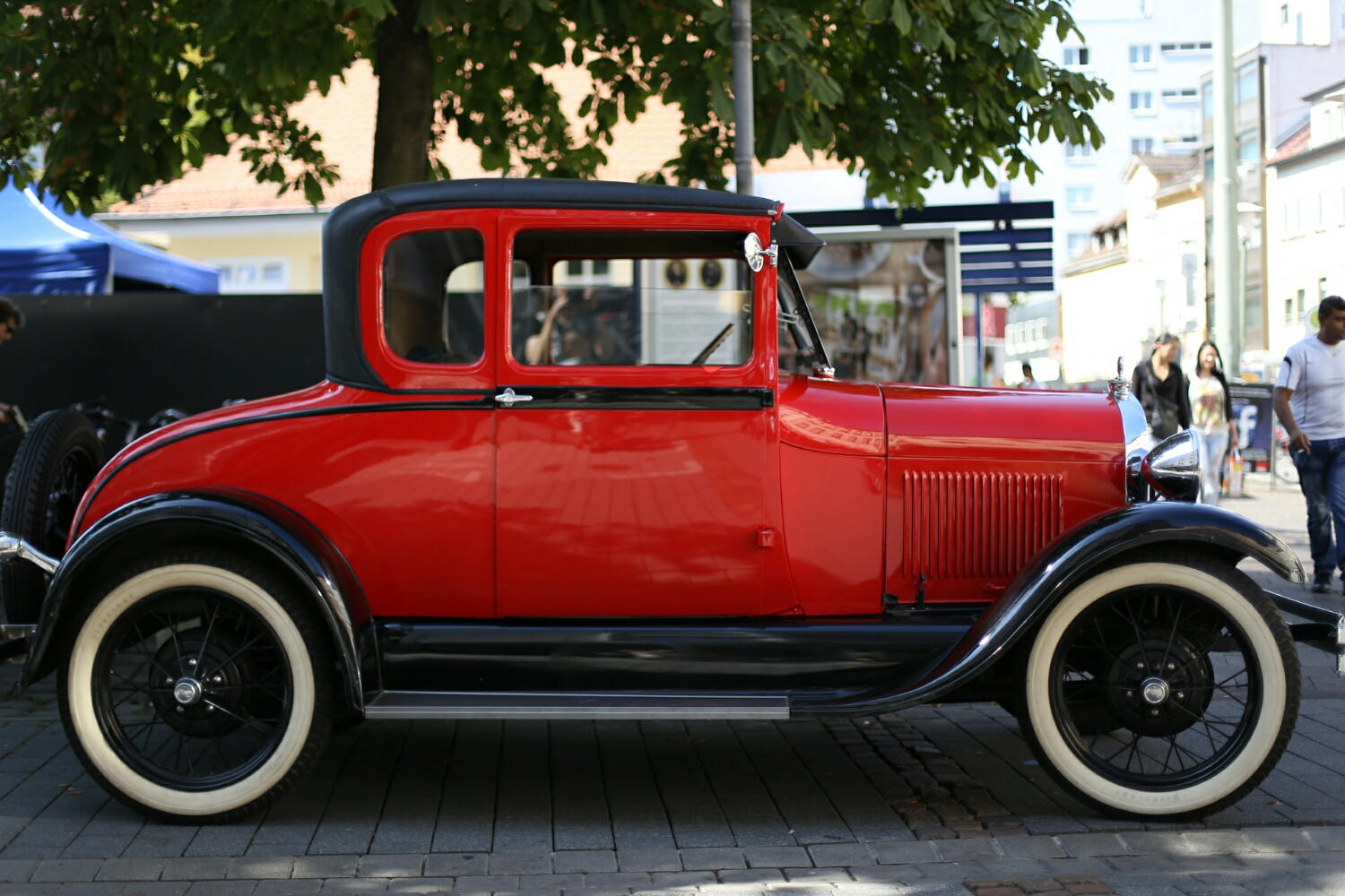 Classic Ford Model A