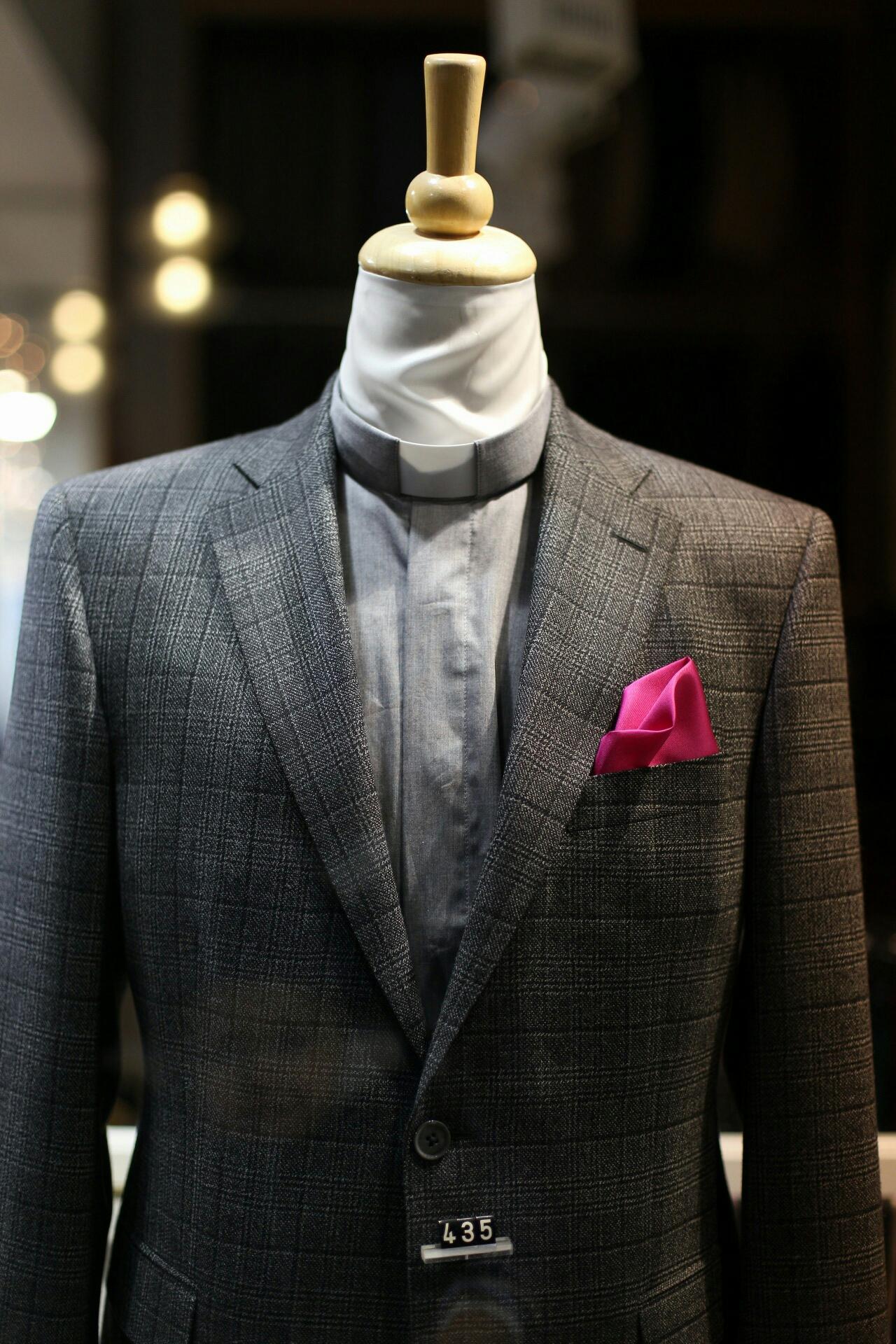 Pimp priest suit