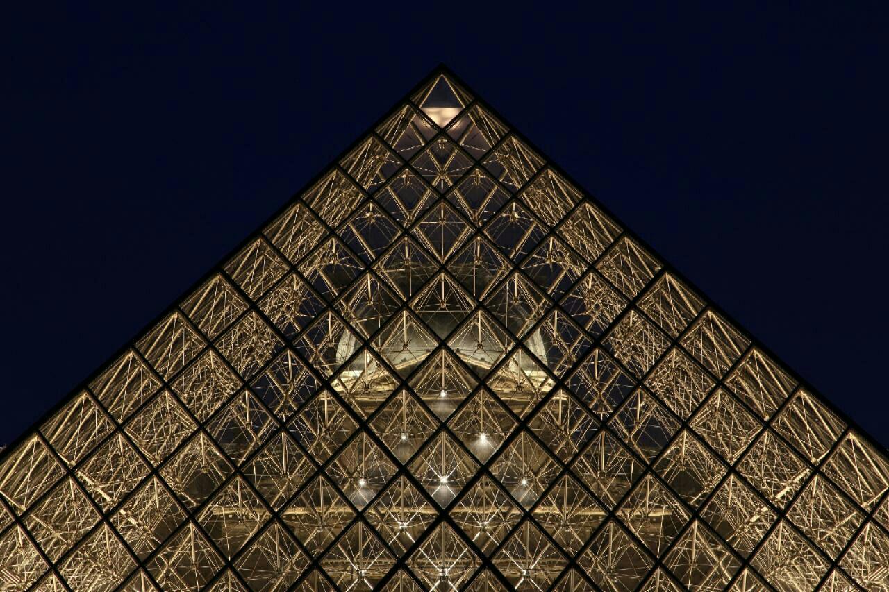 modern pyramid