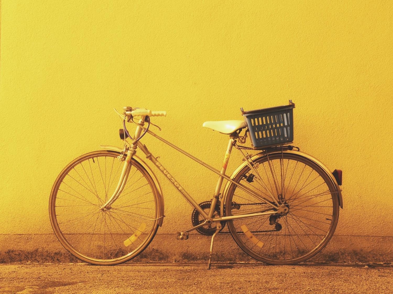 Yellow Peugeot