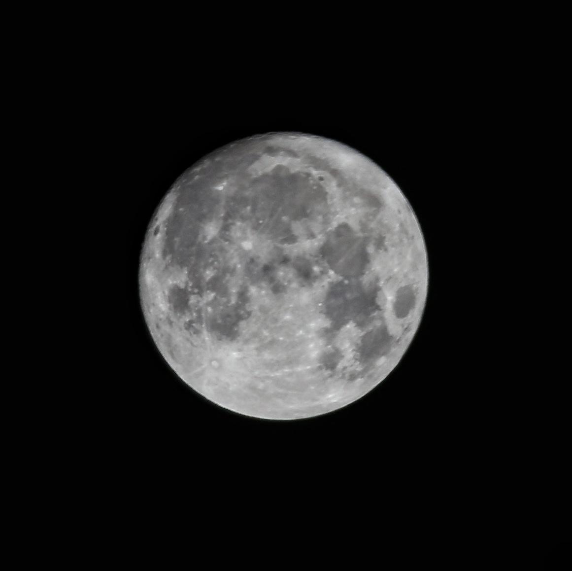 super moon?