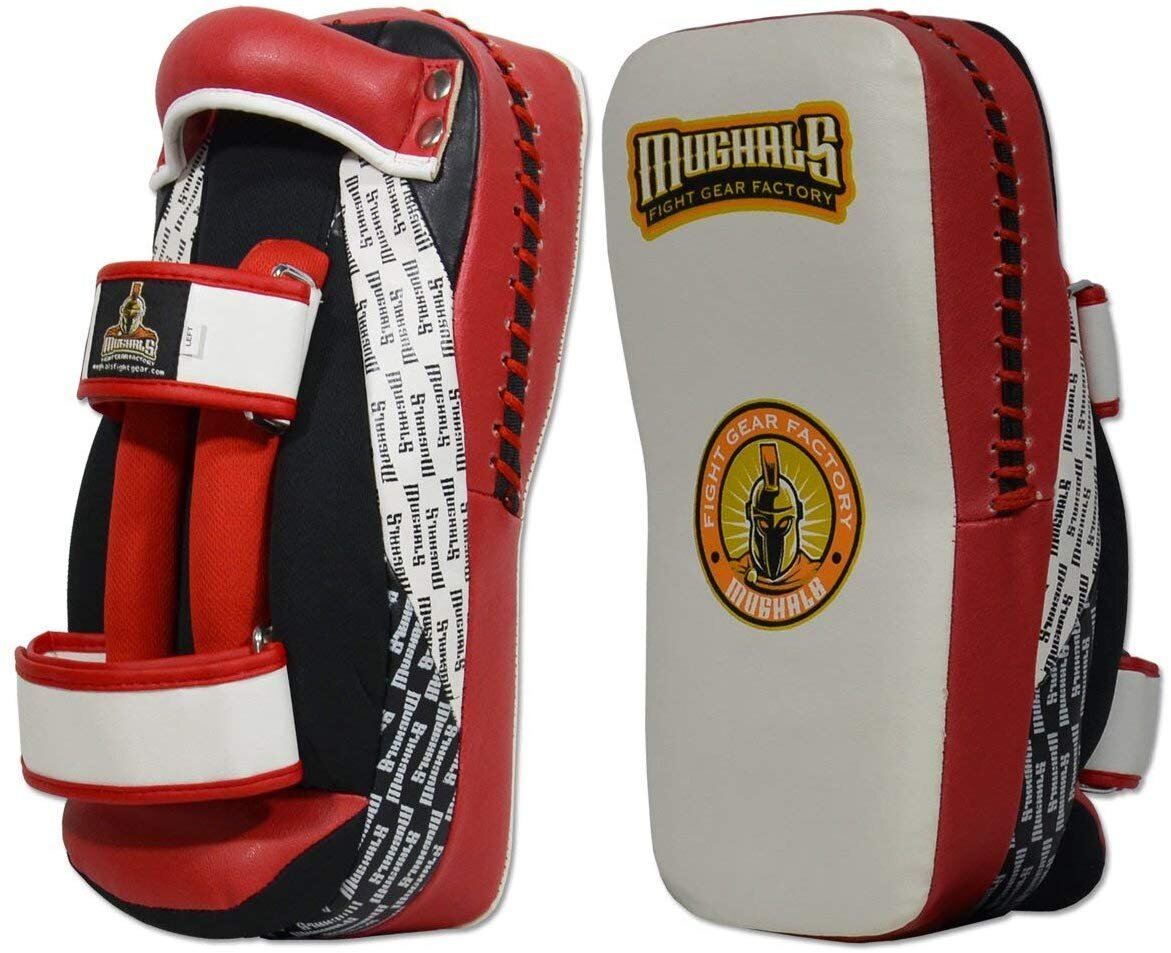 Ring to Cage Muay Thai Elbow Striking Pads Black Size Small