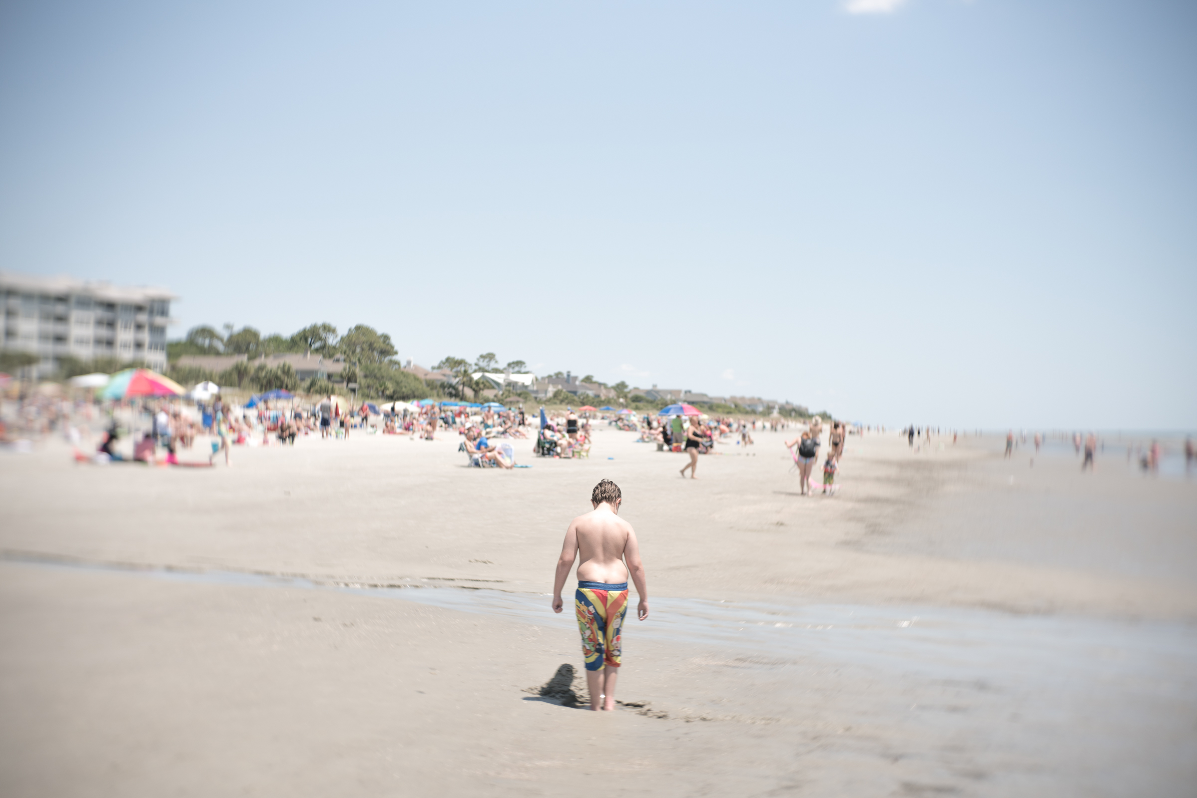 Coligny Beach Park, Hilton Head Island, South Carolina