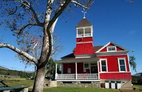 The Santa Clara Schoolhouse, Ventura County Historical Land Mark #9