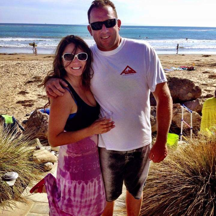 Alan Sloan & his wife Elaina Viola Sloan