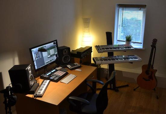 Pro Tools in a Home Studio.jpg
