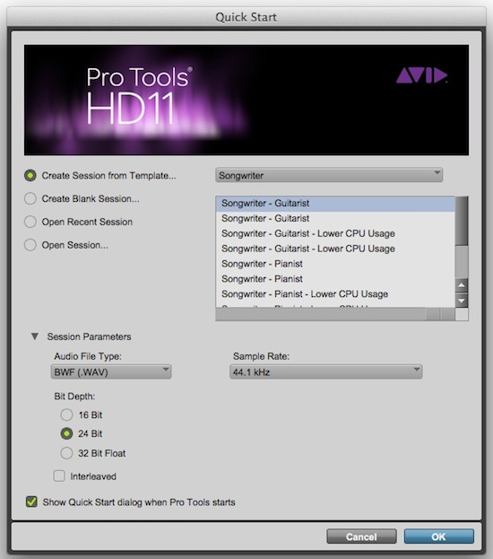 Pro Tools Quick Start Session Dialog 1.jpg