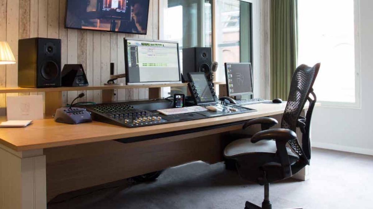 Avid S6 at Encore Studios