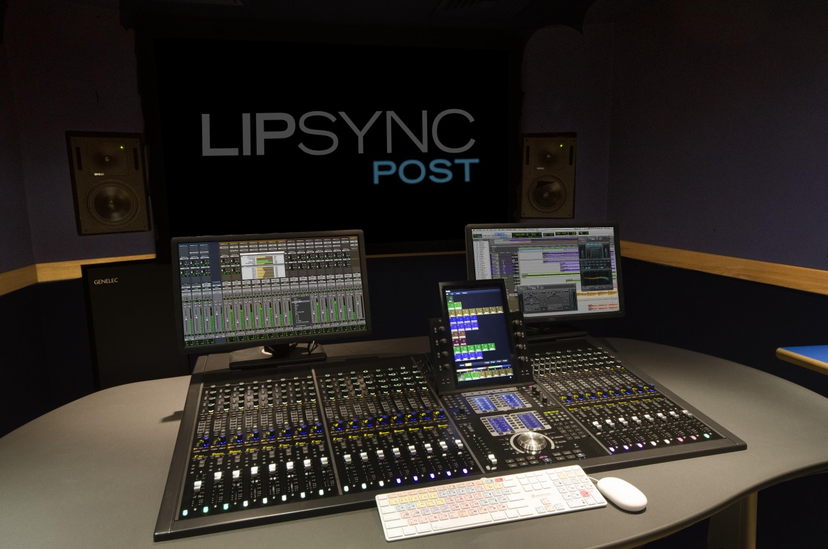 Avid S6 at Lipsync Post