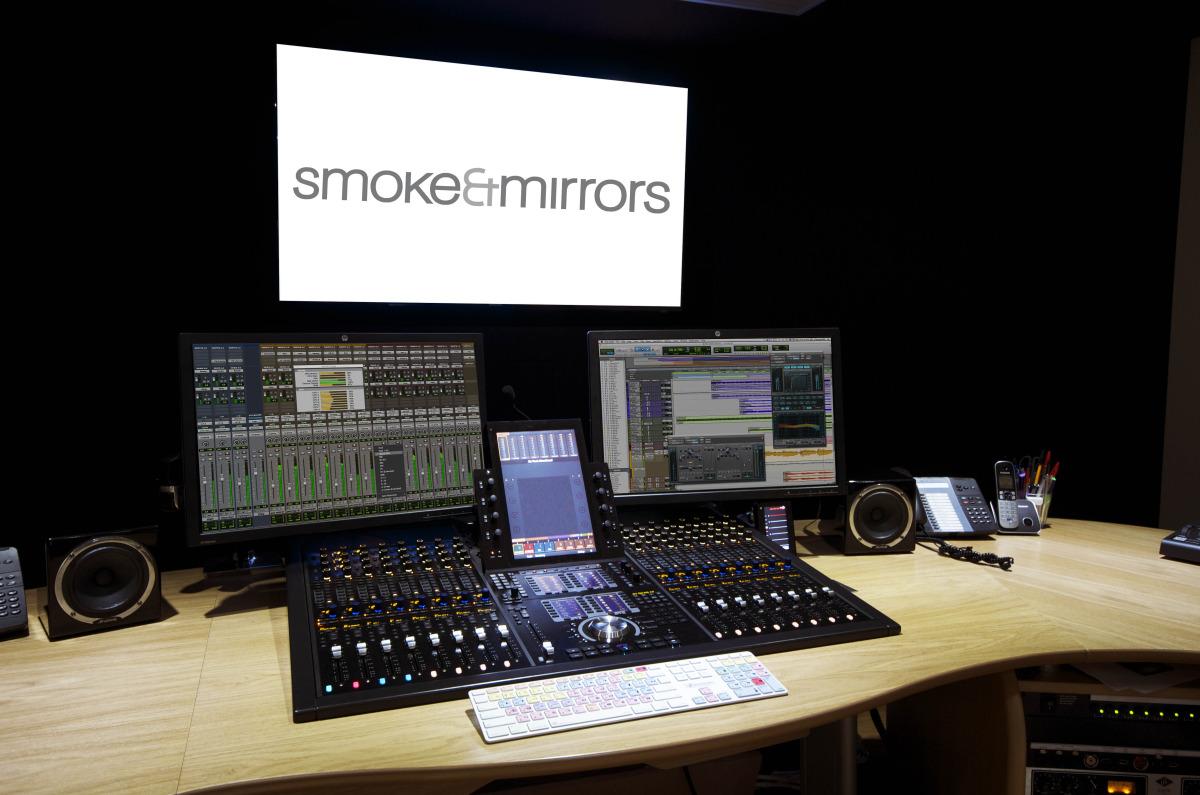 Avid S6 at Smoke and Mirrors