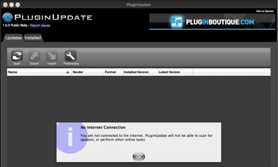Some Users Are Now Unable To Use Plugin Update - Can You Help Please?