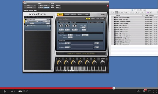 Learn How To Create Custom Sounds Using AIR Structure In Around 5 Minutes .jpg