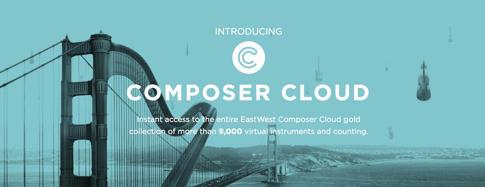 Composer Cloud Main