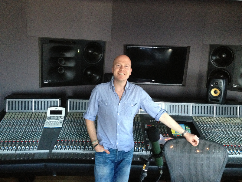 Producer Paul Drew