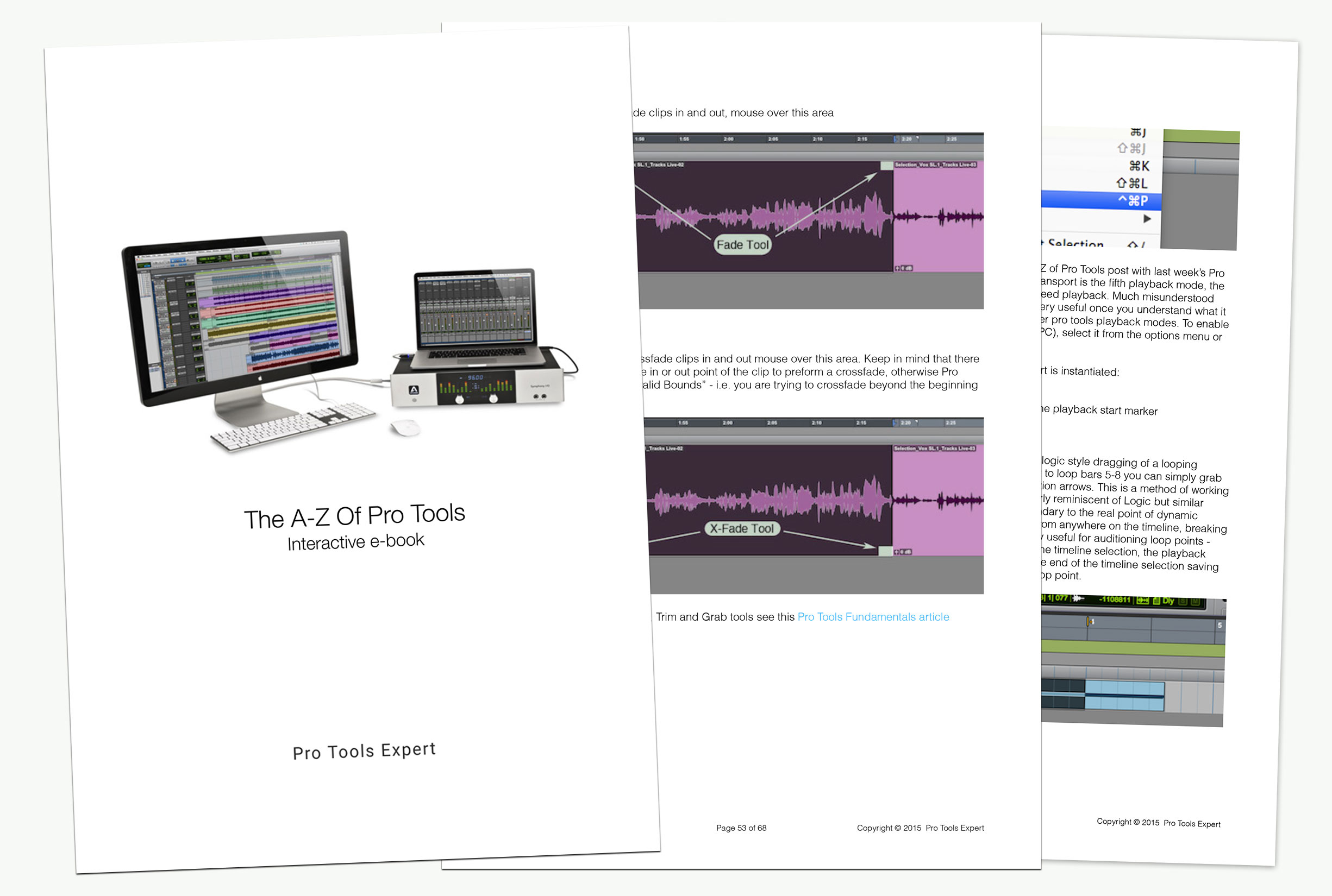 The A-Z Of Pro Tools eBook
