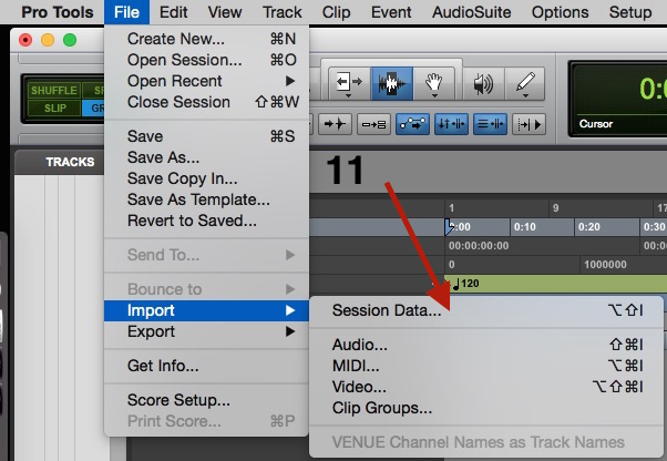 Open A Pro Tools First Session In Pro Tools - Amazing Cool