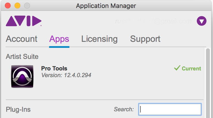 How To Stop The Avid Application Manager From Launching At Startup