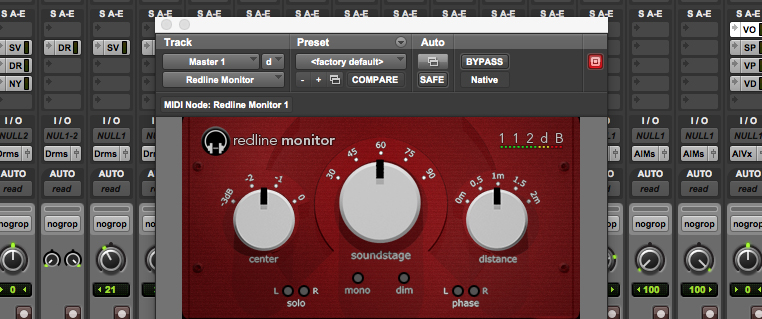 Redline Monitor Plugin