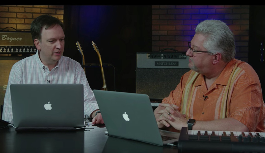 Pro Tools 12.5 Cloud Collaboration - The Artist Chat Window And Collaboration Workflows