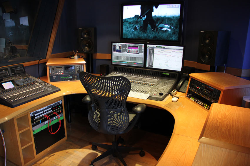 HHB Scrub Install Pro Tools Friendly Network Attached Storage Into Wise Buddah Studios