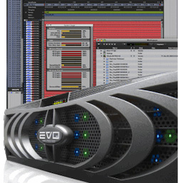 Pro Tools friendly network attached storage from Studio Network Solutions