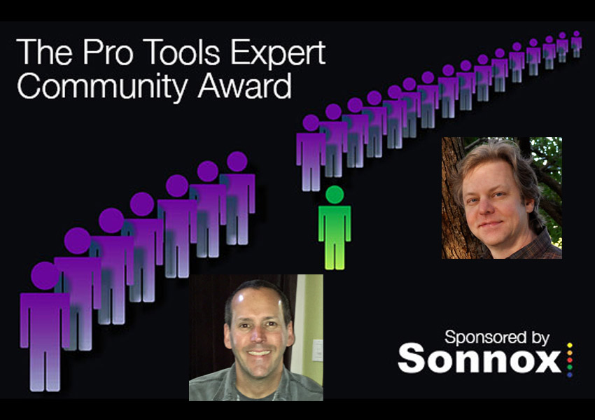 Sonnox Community Award For February And March 2016