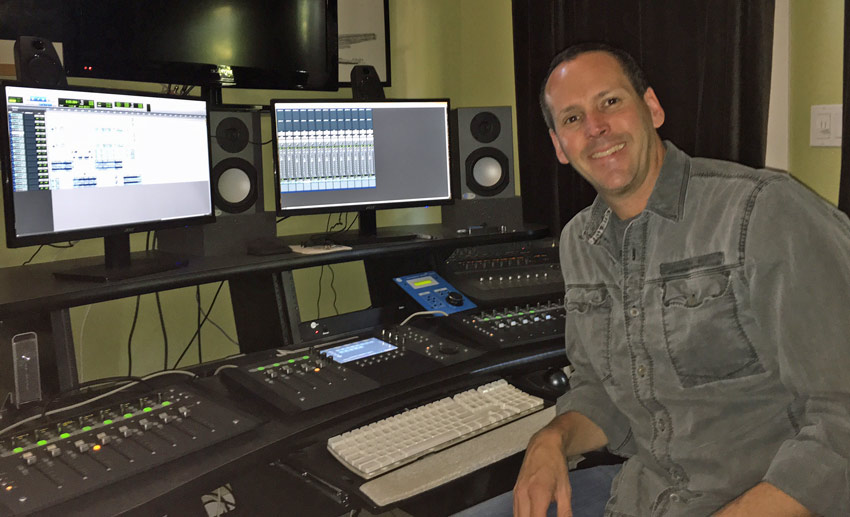 Pro Tools Expert Sonnox Community Award Winner In February 2016 Michael Greenberg