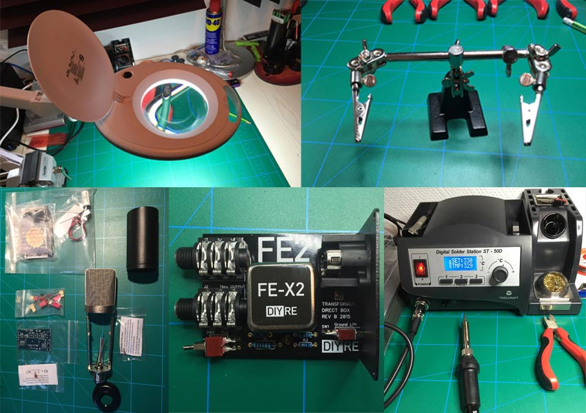 Learn A New Skill - Soldering