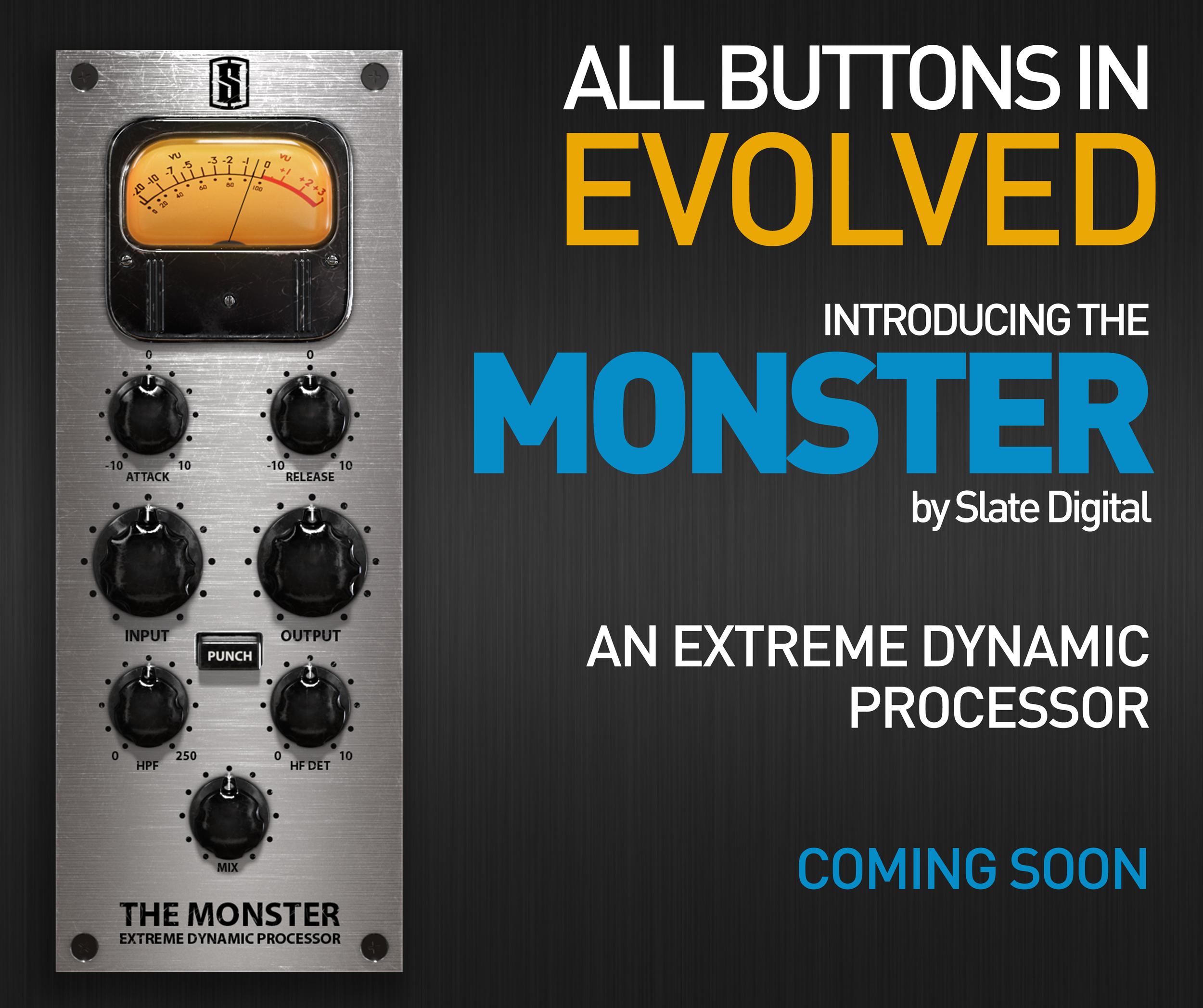 The Monster By Slate Digital