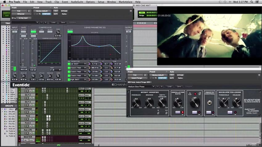 How To Use Time Based Effects In Pro Tools In Film Dialog Post Production